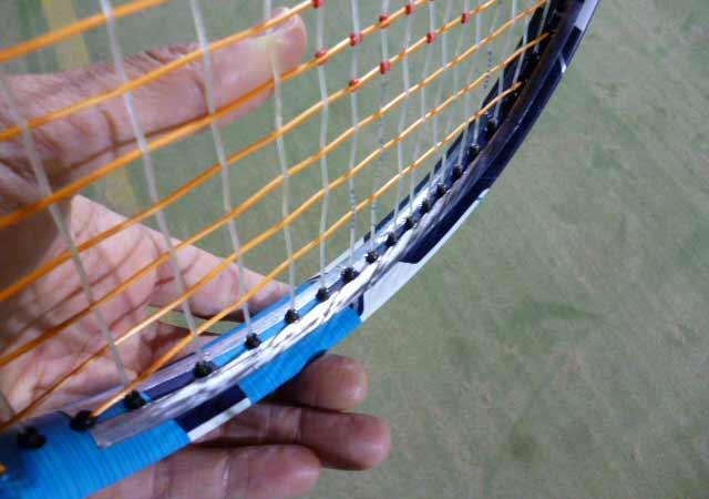 テニス ウェイト 重り