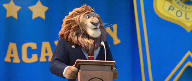 レオドア・ライオンハート市長