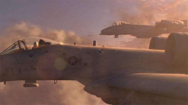 対地戦闘機 A-10