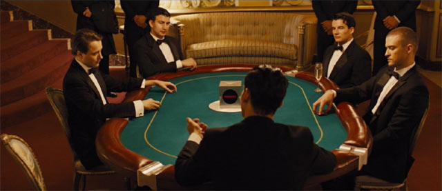 カジノで時間をかけてギャンブルするウィル