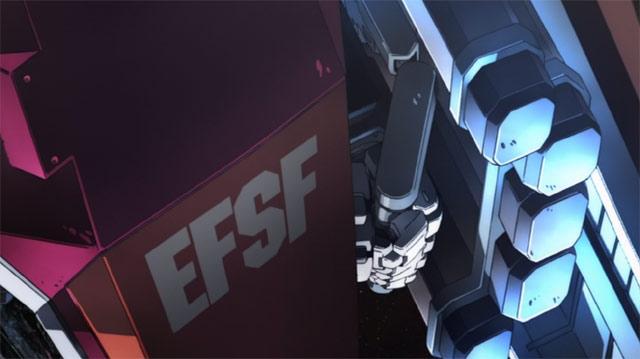 フルアーマー・ガンダム(ロケット・ランチャー5基)
