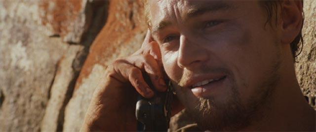 アーチャーがマディーと最後の電話をするシーン