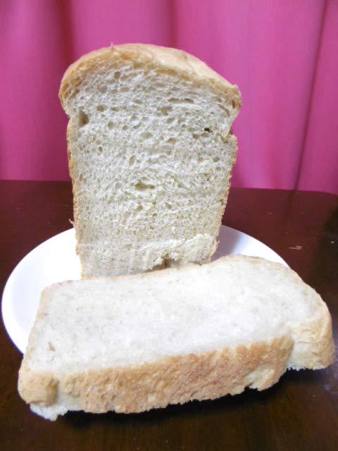 薄力粉で焼いたパン
