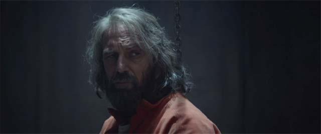 刑務所に収監されているジェリコ・スチュワート