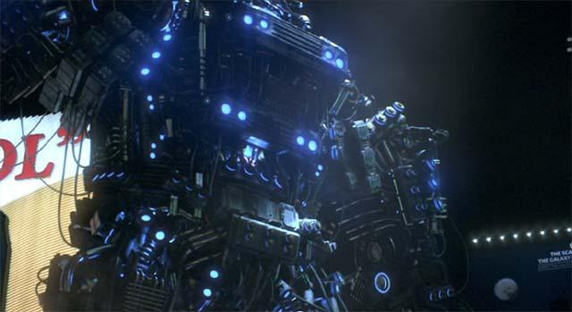 巨大ロボット(仮名)2