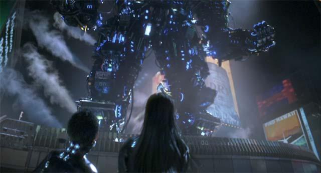 巨大ロボット(仮名)1