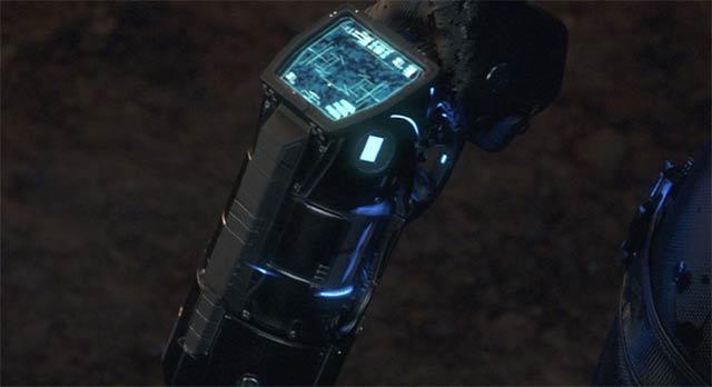 Xガンのモニター
