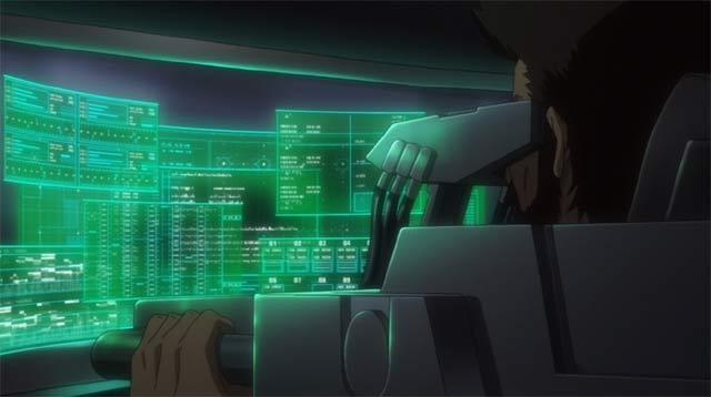 ネットに潜るイシカワ