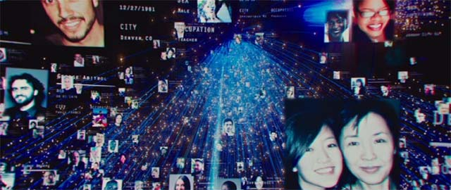 世界中の携帯電話のイメージ映像