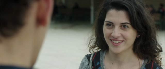 パレスチナ人女性