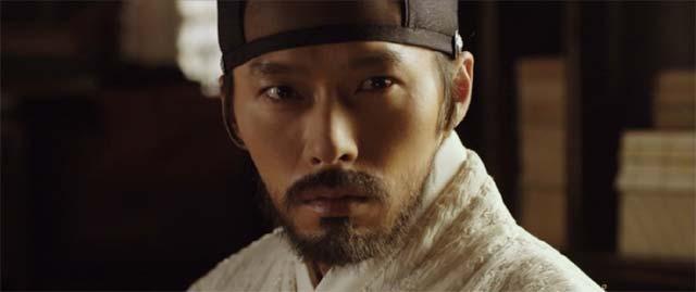 李朝第22代王 イ・サン (ヒョンビン)