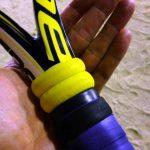 僕が愛用しているテニスアイテム その① 『3つの振動止め』
